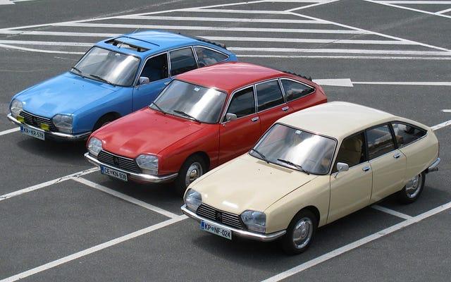 I tuoi sfondi Super Citroën GS sono qui