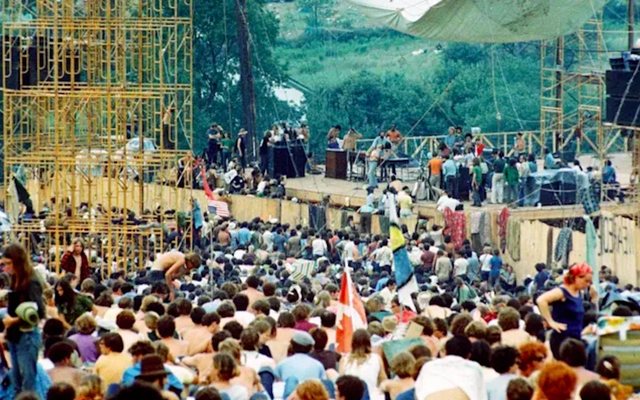 Tạm biệt Woodstock 50, cho Real This Time