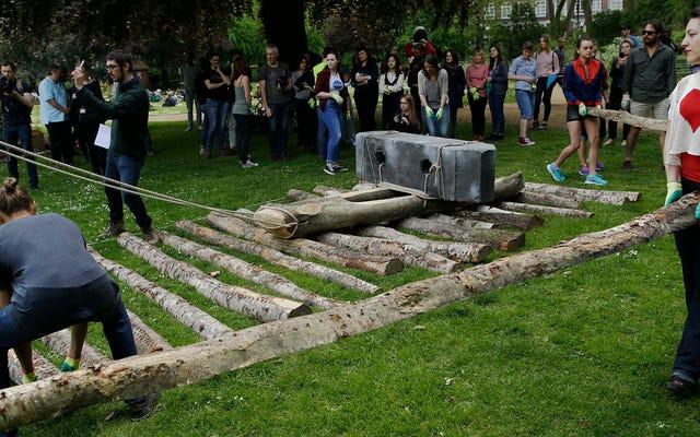 W ten sposób starożytni Anglicy przenieśli ogromne kamienie Stonehenge