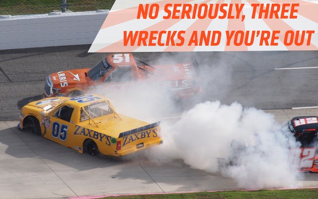 他のスポーツからのこれらのルールは、NASCARを再び素晴らしいものにするのに役立つ可能性があります