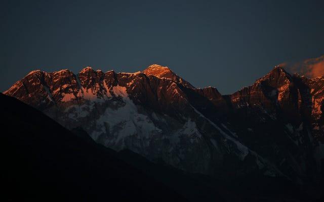 オーストラリアのバダスがすべての大陸で最も高い山を登る速度記録を樹立