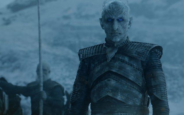 Game of Thronesのライターが、ホワイトウォーカーの不思議なスパイラルの意味を説明しています