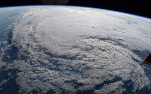 科学者たちは、気候変動がハーベイにどのような影響を与えたのかわからない