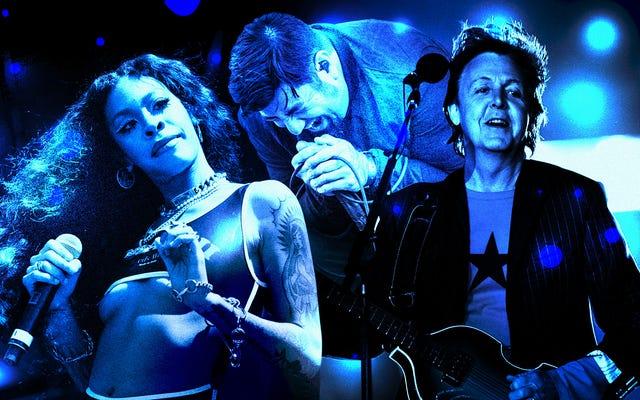 デフトーンズ、リコ・ナスティー、そして12月に聴けるのが待ちきれない10枚のアルバム