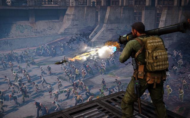 Minggu Dalam Game: Terlalu Banyak Zombie!