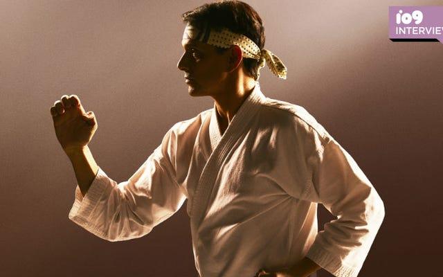 Spoilery drugiego sezonu Cobra Kai rozmawialiśmy z samym Karate Kidem, Ralphem Macchio