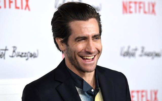 Jake Gyllenhaal a beaucoup de belles photos de lui-même