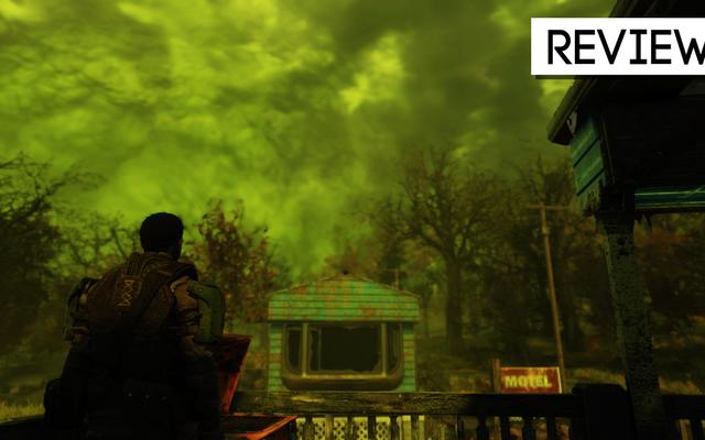 Fallout 76 Wastelanders: Kotaku İncelemesi