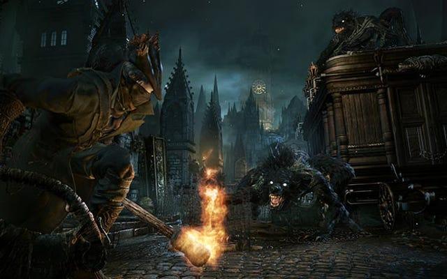 Xem A Bloodborne Troll Lừa Một Tấn Người Vào Hố Ác Mộng