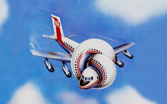 確かにあなたは真剣になることはできません:飛行機のオーラルヒストリー!