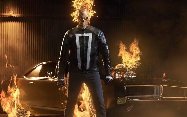La serie Ghost Rider è stata cancellata prima dell'apertura e la colpa sarebbe della Marvel