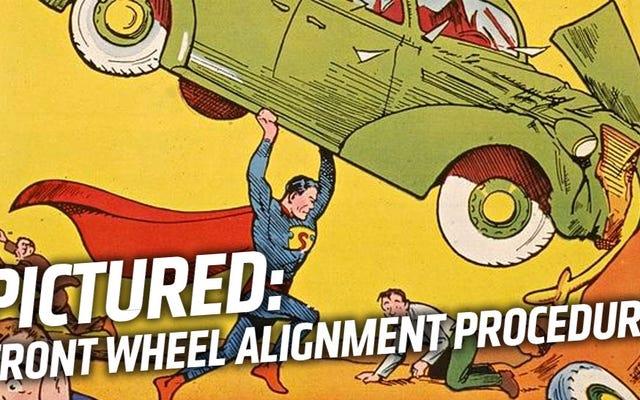どのスーパーヒーローが最高の自動車整備士になるでしょうか?