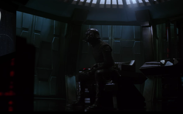 Kylo Ren Rips จาก Death Star ใน New Rogue One Trailer Reaction