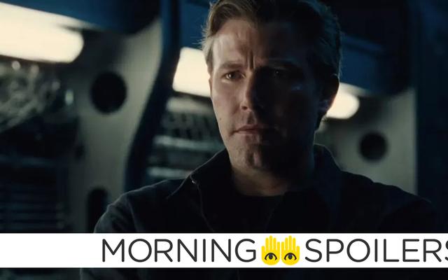 バットマンとしてのベン・アフレックの将来についてのさらに多くの噂