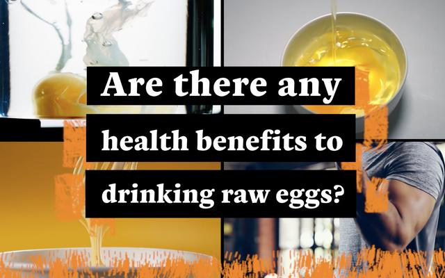 Czy sportowcy powinni pić surowe jajka, aby budować mięśnie?