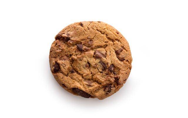 これがクッキーです