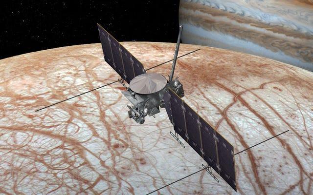 木星の月エウロパを訪問するNASAミッションが最終建設段階に移行