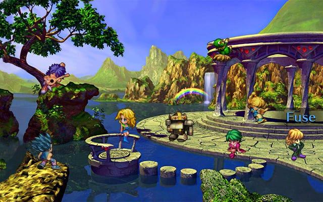 Le téléchargement Nintendo: That SaGa Frontier Life