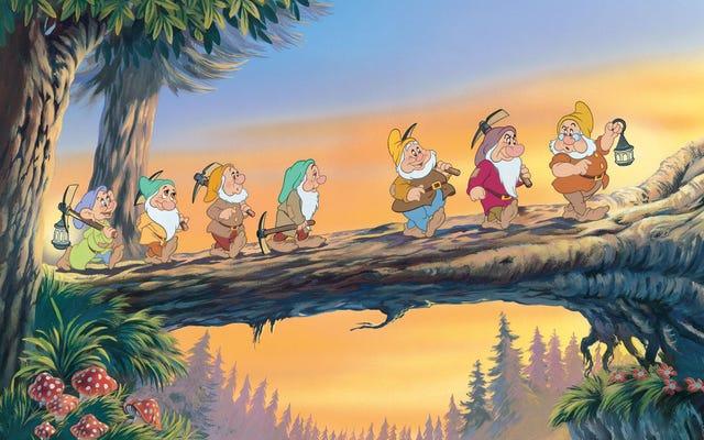 白雪姫がディズニーを連れて、最もワイルドで最も伝説的なパーティーを古い刑務所に投げ込んだ方法