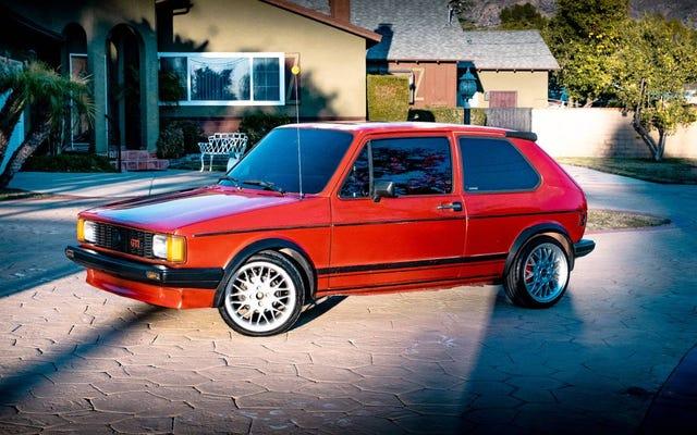 Czy ten Volkswagen Rabbit GTI z 1984 roku kosztuje 8000 dolarów i jest gorącym dachem z jeszcze gorętszą przyszłością?