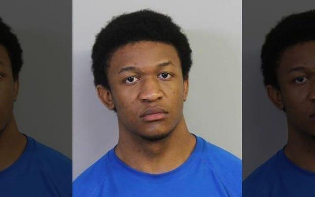 La police dit que la plante grimpante de l'Alabama est rentrée chez elle et a volé des sous-vêtements pour femmes des heures après avoir tenté d'agression sexuelle sur une autre victime