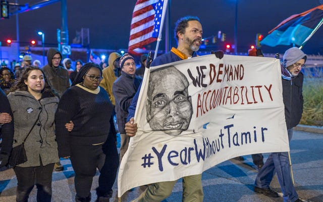 決して忘れない:彼の死から5年後、家族、活動家はタミールライスの遺産を築き続けています