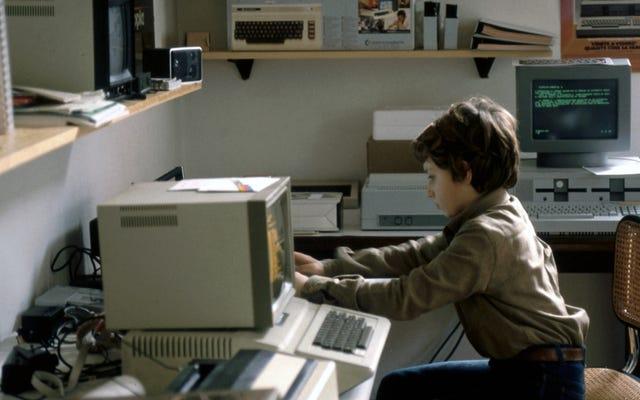 コンピューター科学者が最初のコンピューターを思い出すのを見るのはとても愛らしい