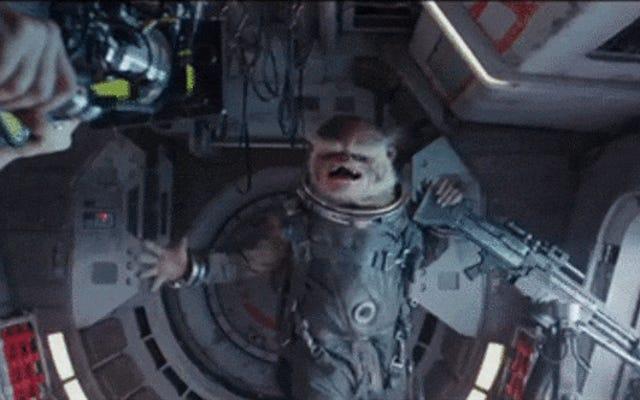 """Tutto quello che c'è da sapere sulla fantastica """"scimmia spaziale"""" di Rogue One"""