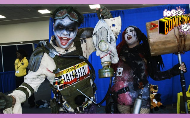Tutti gli incredibili cosplay a cui abbiamo assistito al San Diego Comic-Con 2019, giorno 3