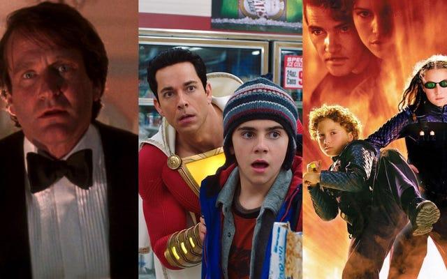 15 ภาพยนตร์ที่จะทำให้คุณรู้สึกเหมือนเป็นเด็กอีกครั้ง