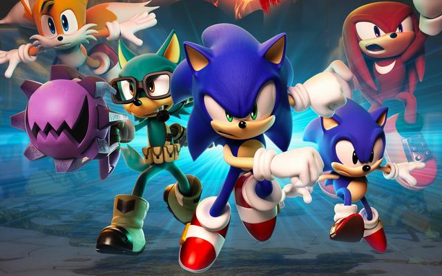 Une nouvelle série Sonic accélère apparemment son chemin vers Netflix