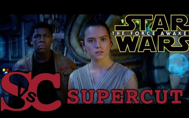 ภาพยนต์ Star Wars ทั้งหมด: The Force Awakens ได้รับการเผยแพร่แล้วในตัวอย่างยอดเยี่ยมหนึ่งเรื่อง