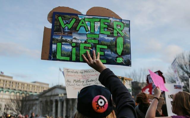 ウォール街の新しい水市場は、マッドマックスの未来に向かっている最新の兆候です