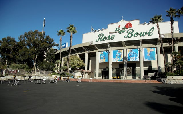 Rose Bowl se jugará en ... Dallas