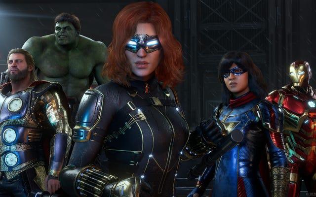 Marvel's Avengers a une histoire si bonne qu'il vaut presque la peine de jouer à Marvel's Avengers pour la voir