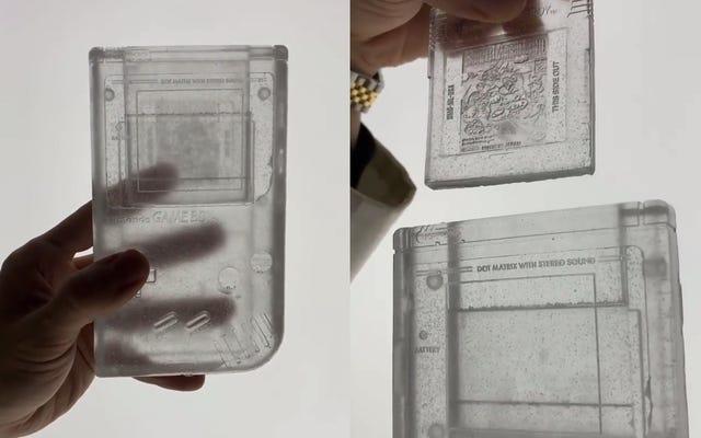 Un Game Boy molto gelido e costoso