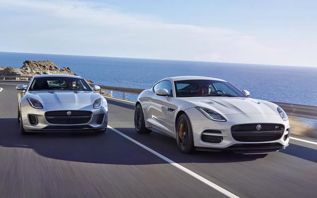 2018 Jaguar F-Type powinien być jeszcze lepszy z 400-konnym silnikiem V6