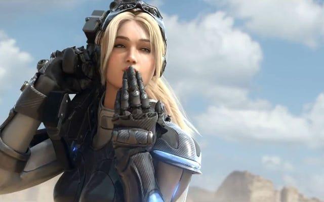 Oye, Blizzard, no tener una opción de rendición en Heroes es una mala idea