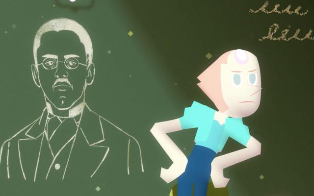 Le dernier PSA anti-racisme de Steven Universe s'adresse à tous les amateurs d'histoire