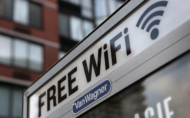 Wi-Fiは攻撃に対して脆弱です—デバイスを更新して修正してください