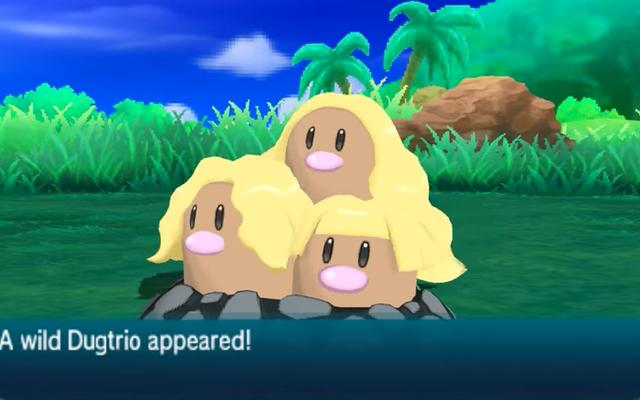 Les fans améliorent déjà les graphismes de Pokémon Soleil et Lune