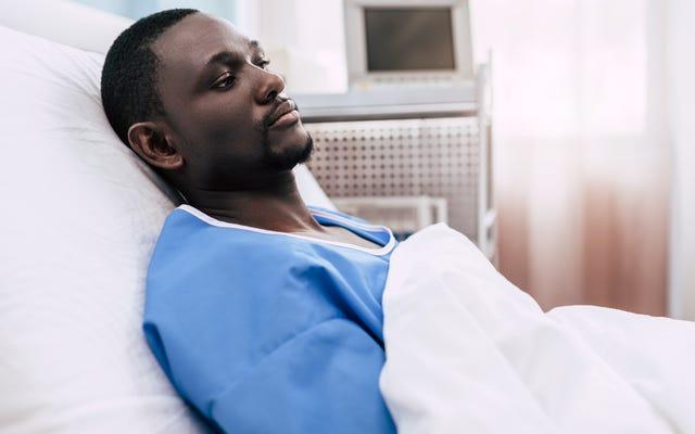 医師は、黒人コミュニティでのコロナウイルス検査へのアクセスについて懸念を表明しています