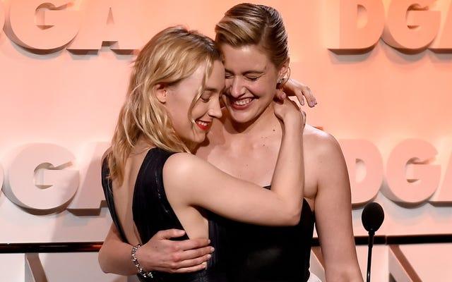 ग्रेटा गेरविग और साओरीसे रोनेन छोटी महिलाओं के एक नए फिल्म संस्करण के लिए पुनर्मिलन करते हैं