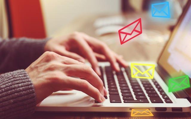 Usa queste risposte e-mail predefinite pratiche ma educate per risparmiare tempo