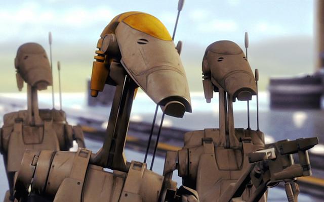 M. Bones, Star Wars: le droïde tueur adorablement terrifiant de Aftermath, révélé