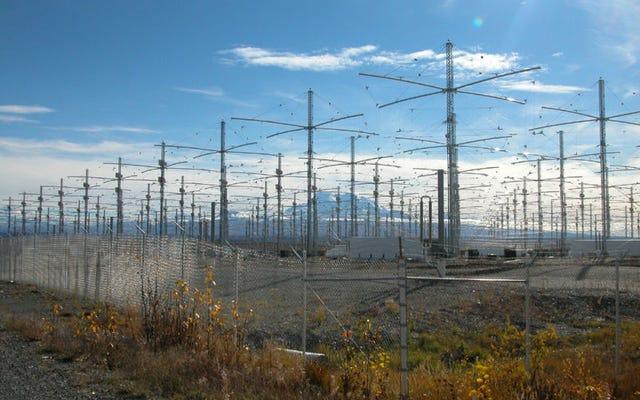 La Cina costruirà la propria stazione radar HAARP e gli Stati Uniti sono stati molto nervosi