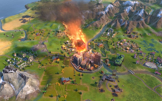 Cuatro años después, Civilization VI obtiene un pase de temporada