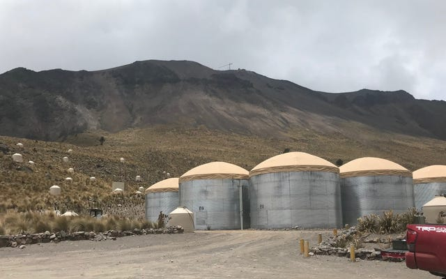 メキシコの火山での極端な実験が光速に挑戦