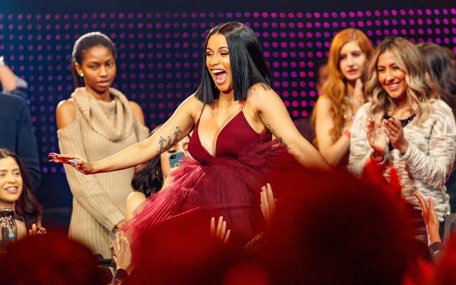 Đã có các đề cử MTV VMA! Cardi B và Carters dẫn đầu những người được đề cử