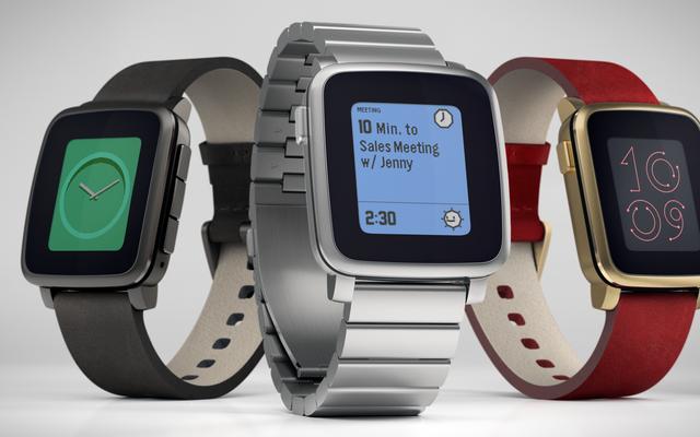 Estas son las armas secretas de Pebble en la guerra de Smartwatch